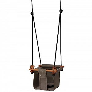 Baby & Toddler Swing - Classic Taupe