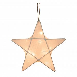 Numero 74 Star Lantern Small - Natural