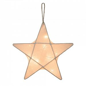 Numero 74 Star Lantern Large - Natural