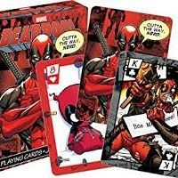 Marvel - Deadpool Playing Cards