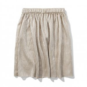 Missie Munster Livvy Skirt - Gold