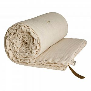 Numero 74 Winter Blanket S 80 x 110cm - Natural