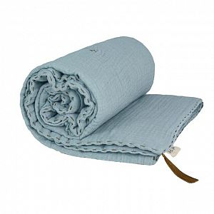 Numero 74 Winter Blanket S 80 x 110cm - Sweet Blue