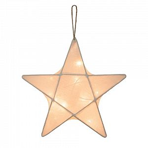 Numero 74 Star Lantern Medium  - Natural
