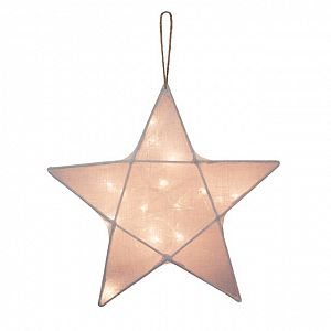 Numero 74 Star Lantern Small - Powder