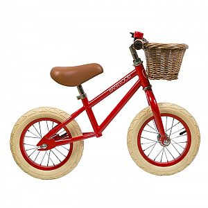 Banwood Balance Bike - The First Go - Red