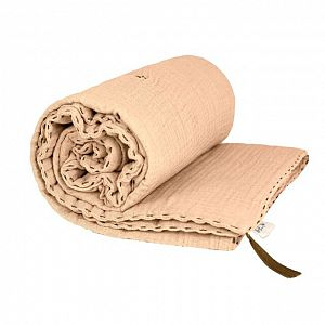 Numero 74 Winter Blanket S 80 x 110cm - Pale Peach