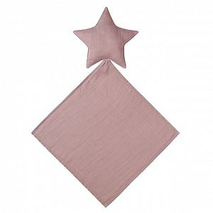 Numero 74 Lovely Star Doudou - Dusty Pink