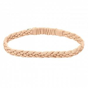 Numero 74 Wendy Braid Headband - Pale Peach