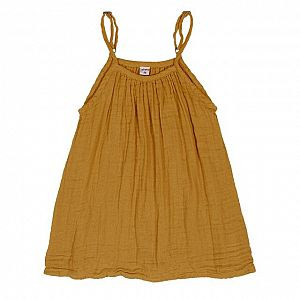 Numero 74 Mia Dress - Gold