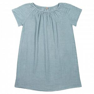 Numero 74 Clara Dress Mum - Sweet Blue