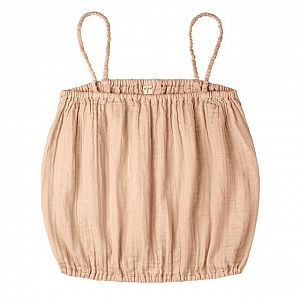 Numero 74 Chloe Top Mum - Pale Peach