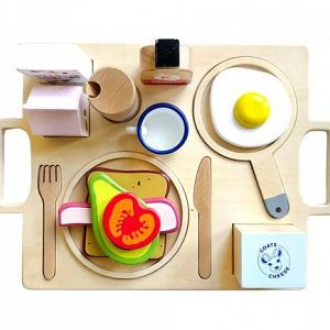 Make Me Iconic - Healthy Breakfast Tray
