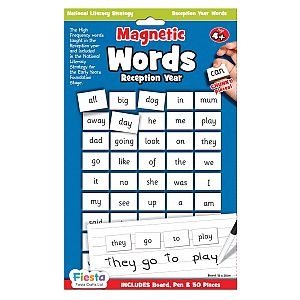 Magnetic - Words