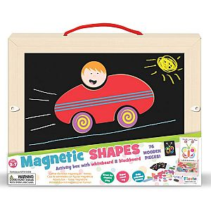 Magnetic Shapes - Activity Box