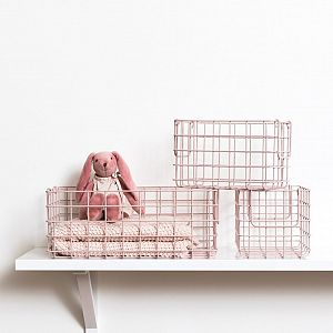 Mustard Made Baskets - Blush
